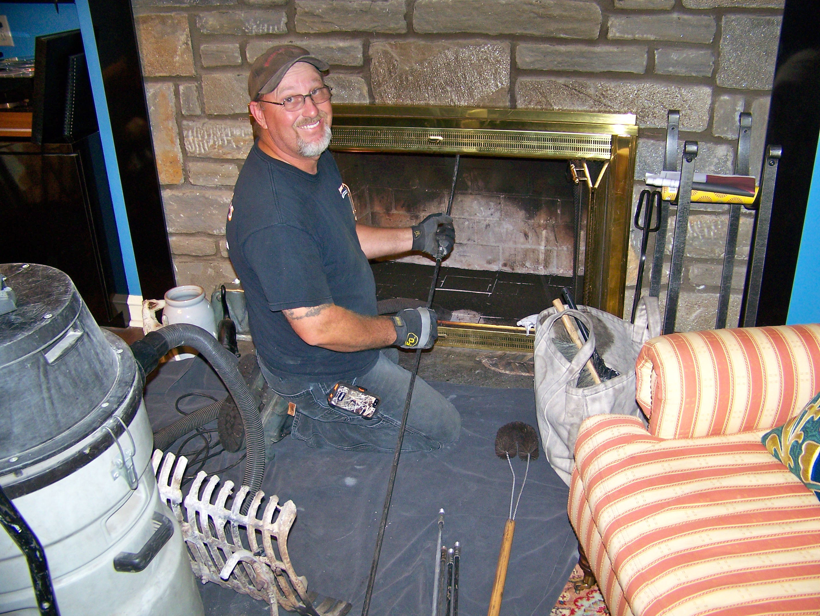 Chimney Cleaning Delaware County And Main Line Pa